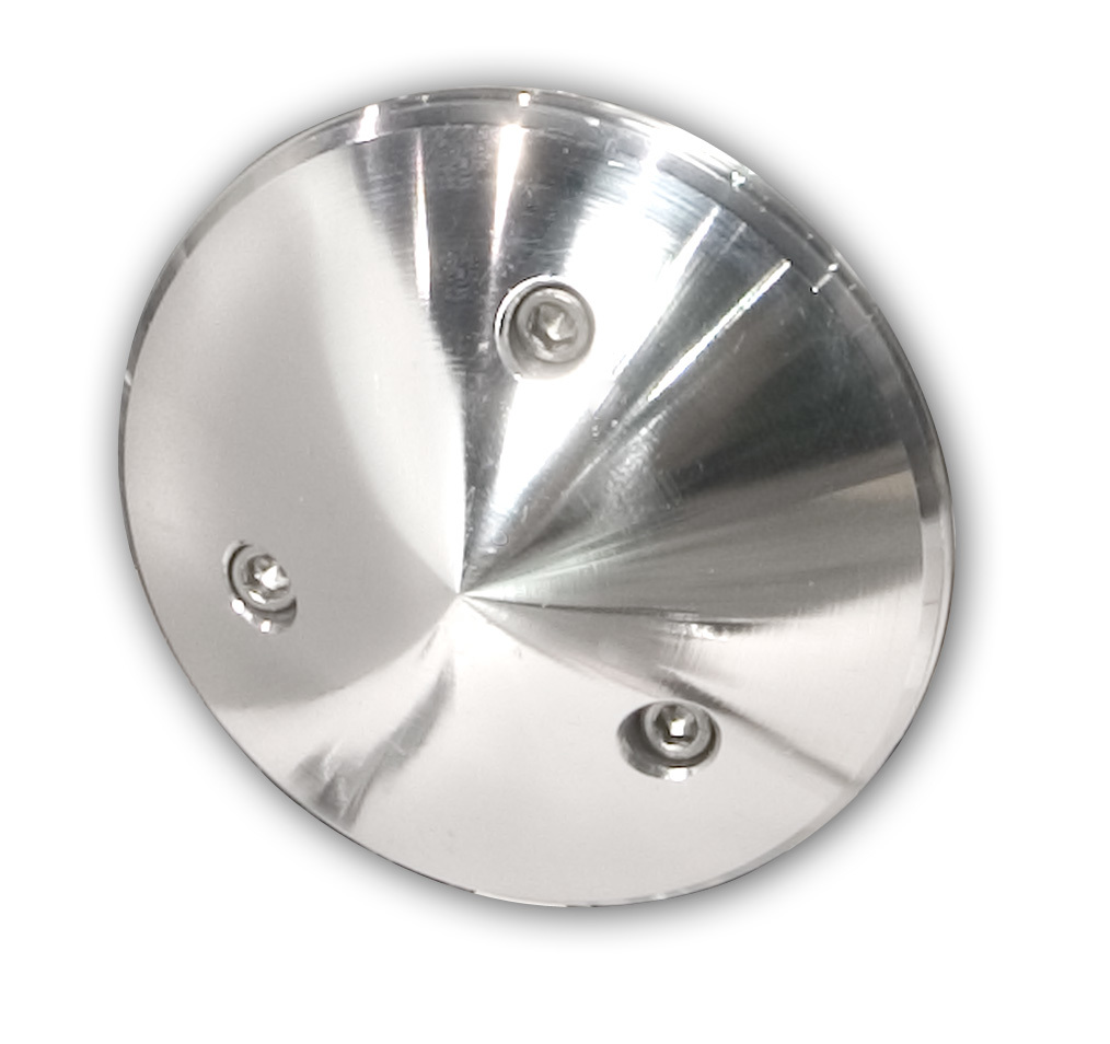 March Performance W/P Nose Cover w/ Elect. Fan
