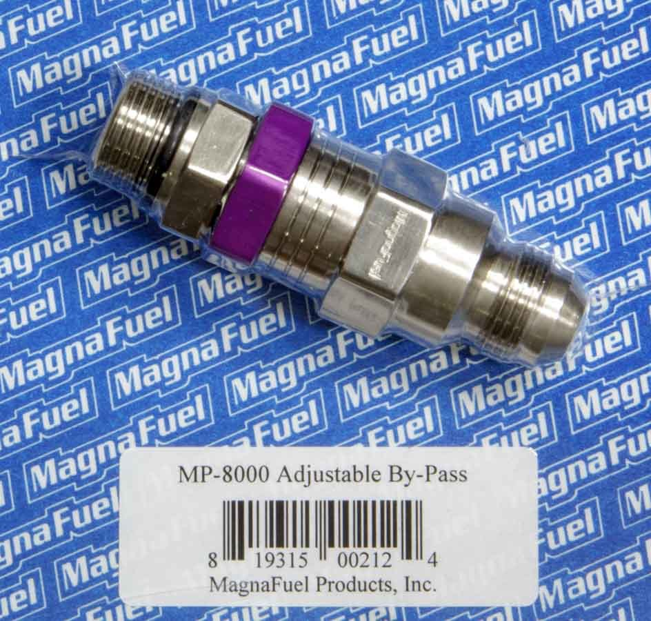 Magnafuel/magnaflow Fuel Systems Pump Bypass Assembly
