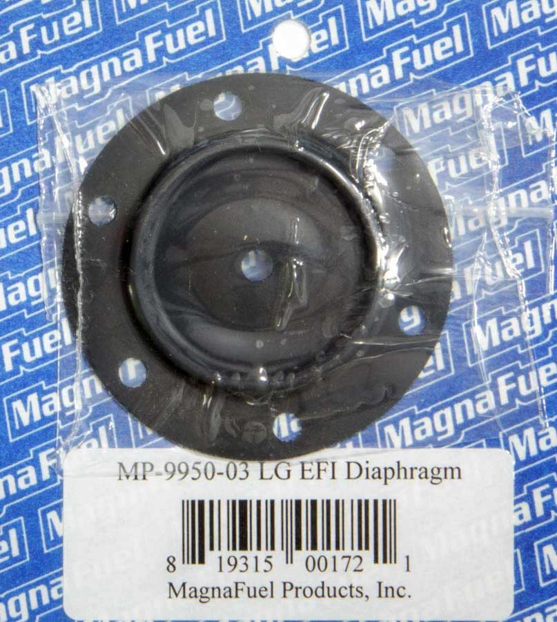 Magnafuel/magnaflow Fuel Systems Replaement Diaphram For MP-9940/9950  Regulators