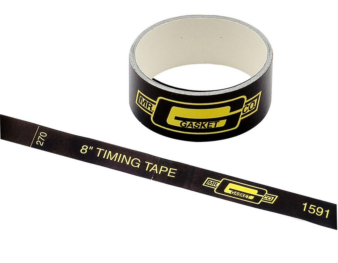 Mr. Gasket Sbc & Bbc 8in. Timing Tape