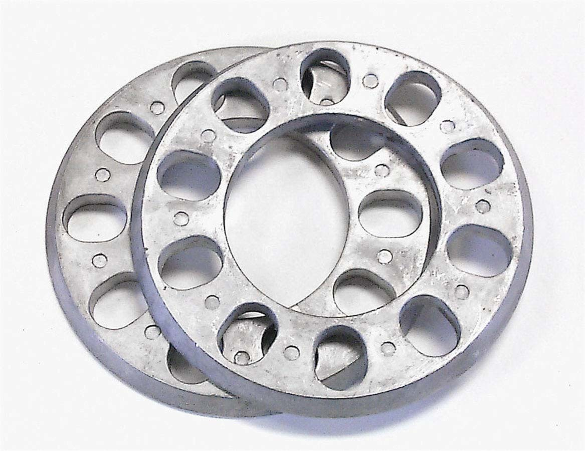 Mr. Gasket 7/16in. Thick Wheel Spacer (2 Per Kit)
