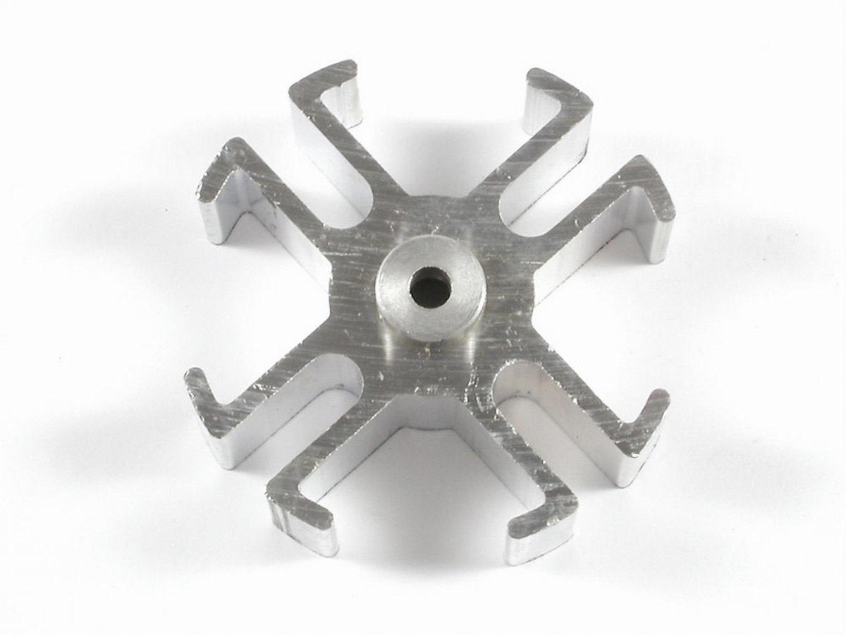 Mr. Gasket Fan Spacer Kit 1/2in