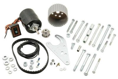 Electric Water Pump Drive Kits