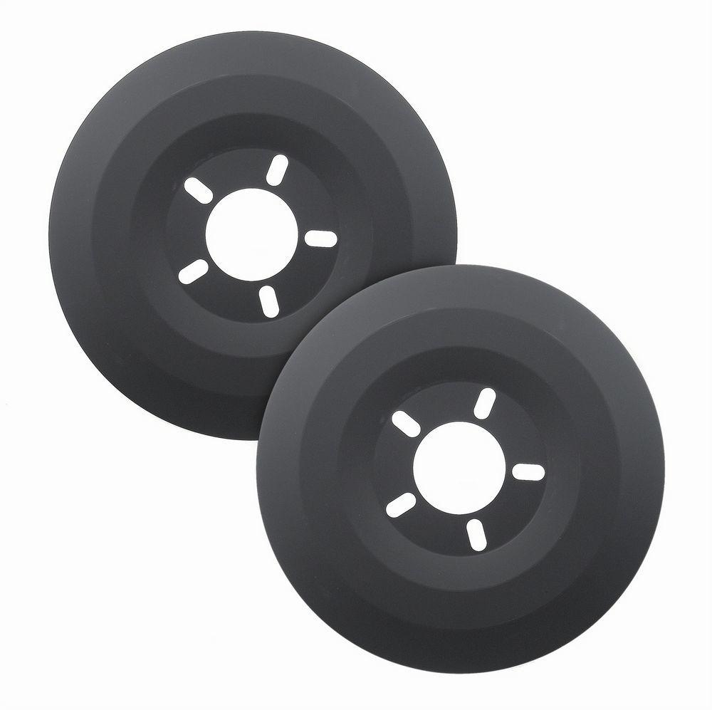 Mr. Gasket 15in Wheel Dust Shields