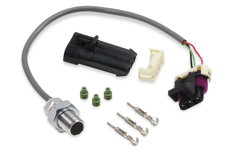 Msd Ignition Hall Pickup w/LED Ind. Cam Sync Plug