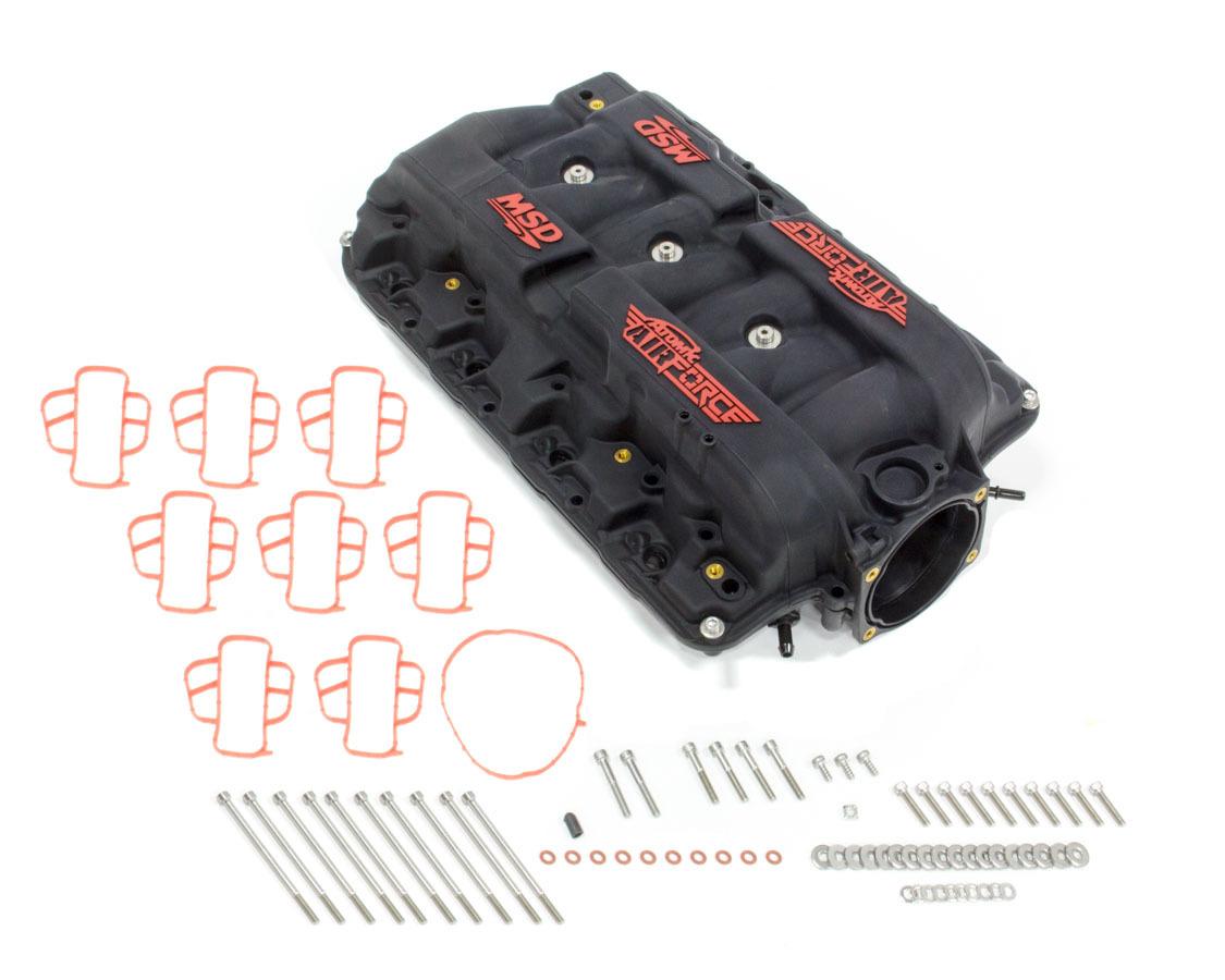 Msd Ignition Atomic AirForce LS1 2 6 Intake Manifold
