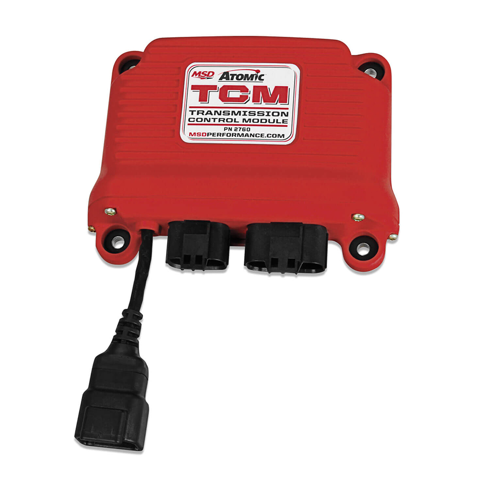 Msd Ignition Atomic Trans Controller