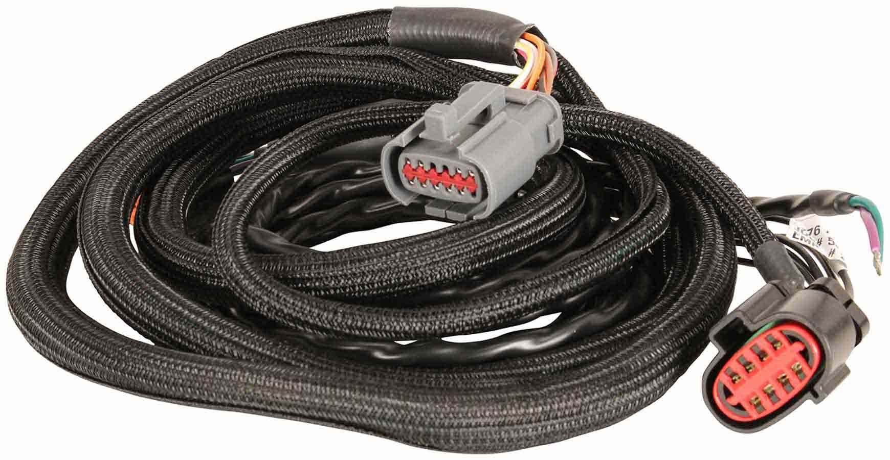 Msd Ignition Wire Harness Ford - E40D 89-94