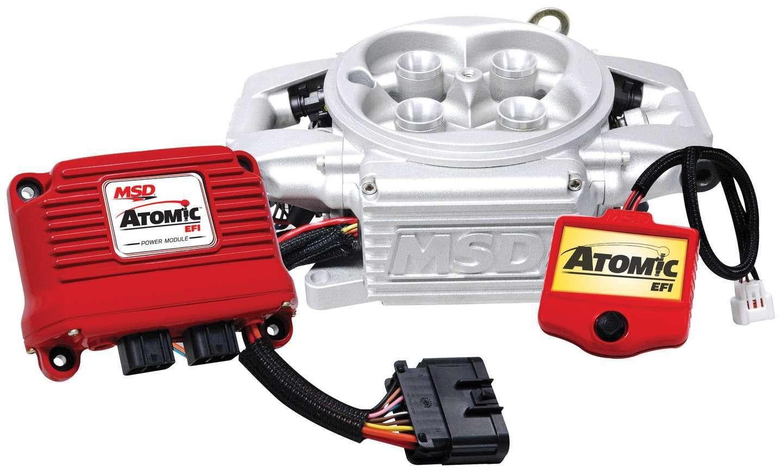 Msd Ignition Atomic EFI Basic Kit w/o Fuel Pump