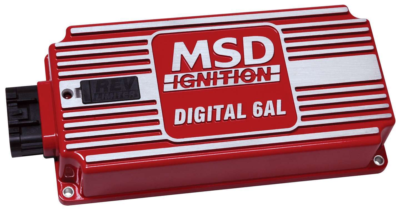 Msd Ignition 6AL Ignition Control Box