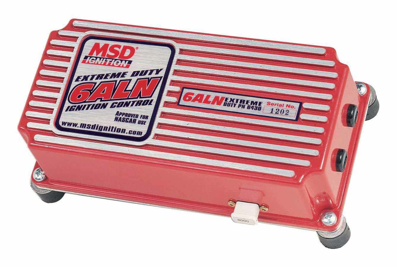 Msd Ignition MSD 6ALN Ignition Box Nascar Approved