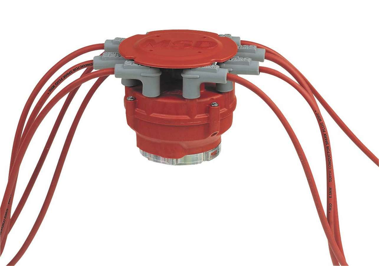 Msd Ignition Pro Distributor Cap Male Tower and Rotor