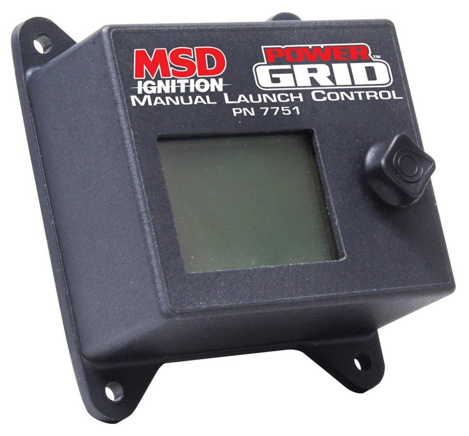 Msd Ignition Power Grid Manual Launch Control Module
