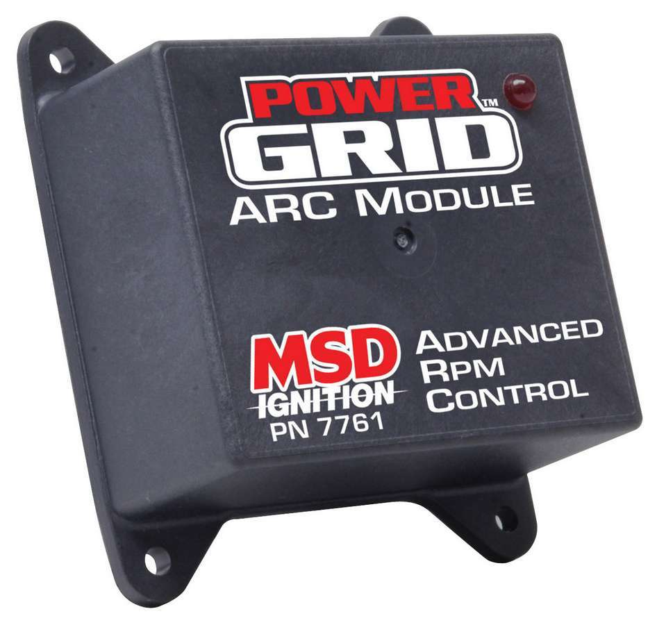 Msd Ignition Power Grid Rev Limiter Module
