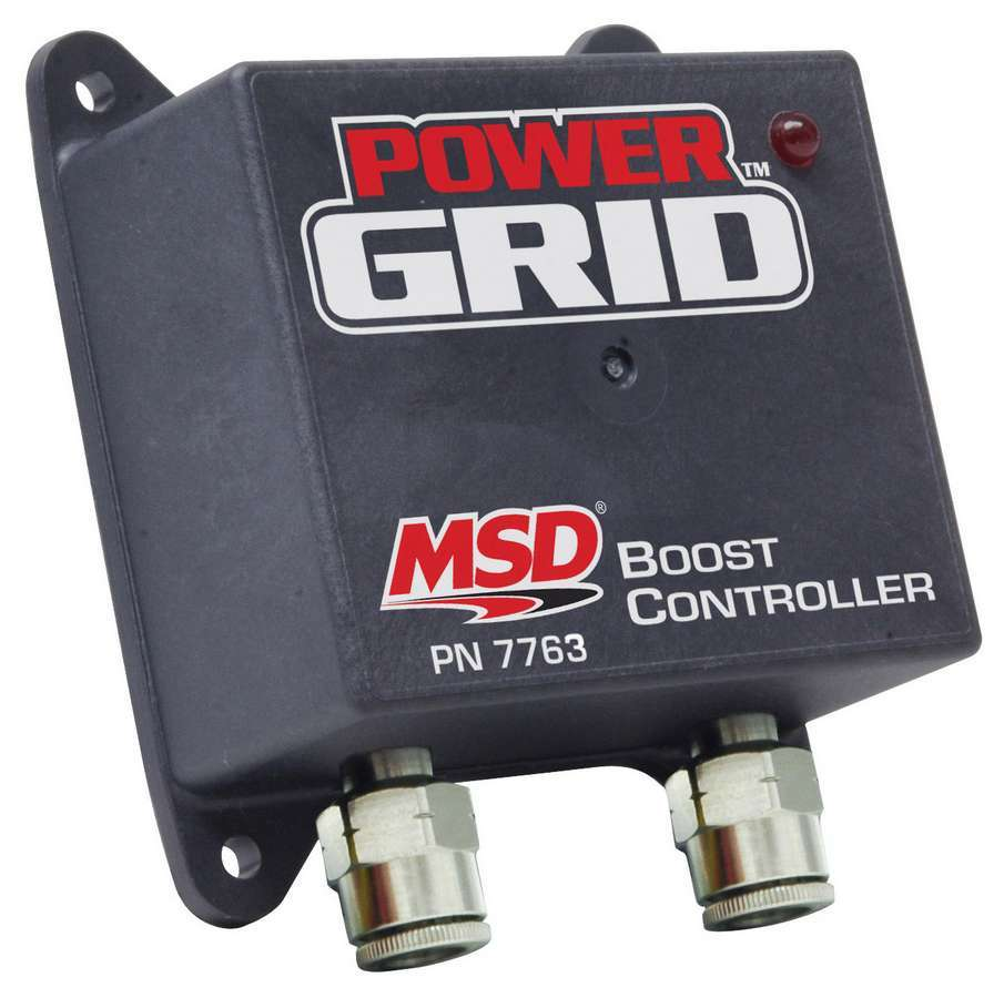 Msd Ignition Boost/Timing Control Module for Power Grid