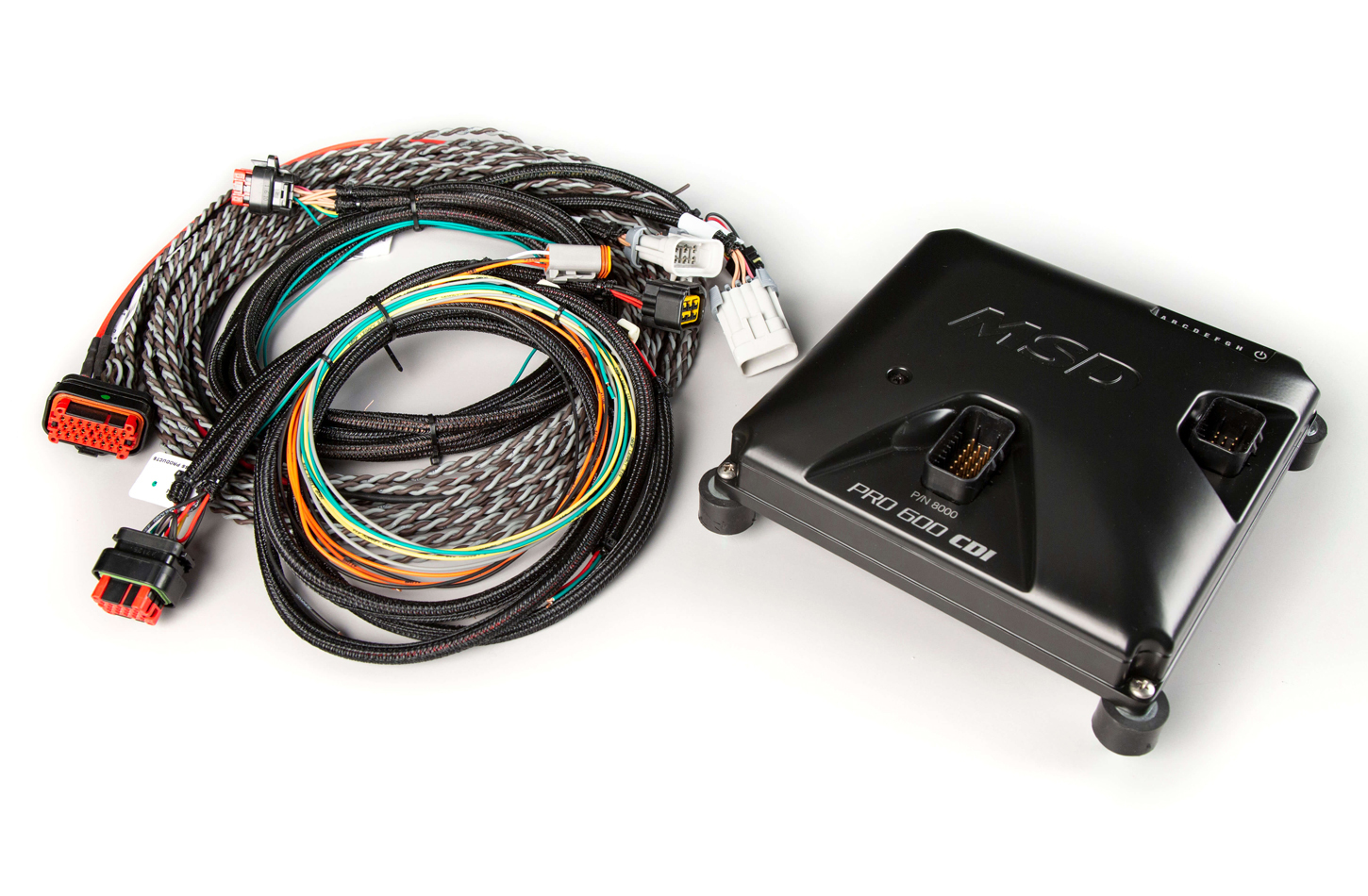 Msd Ignition Pro 600 CDI Ignition System
