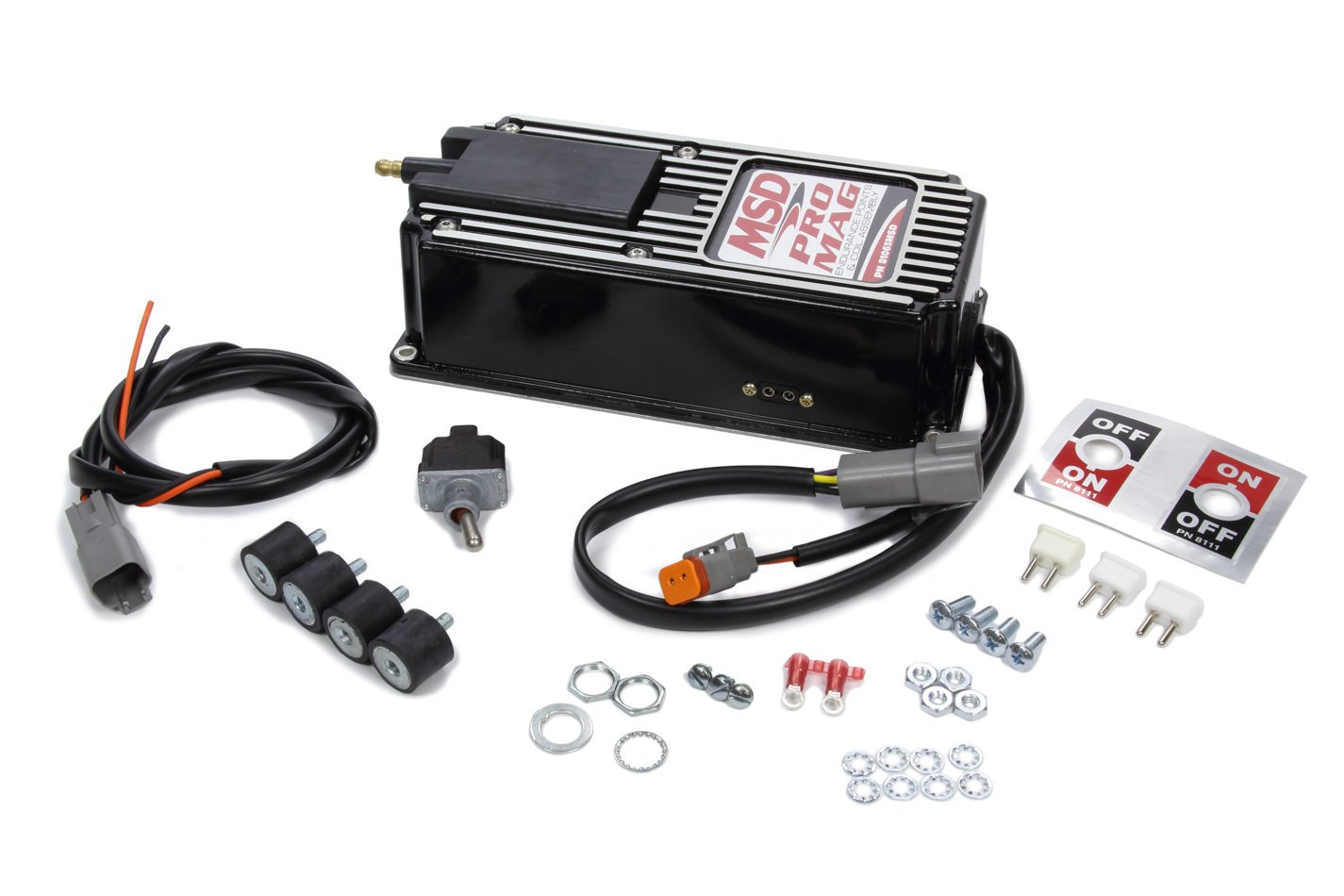 Msd Ignition Points Box 12amp Pro Mag