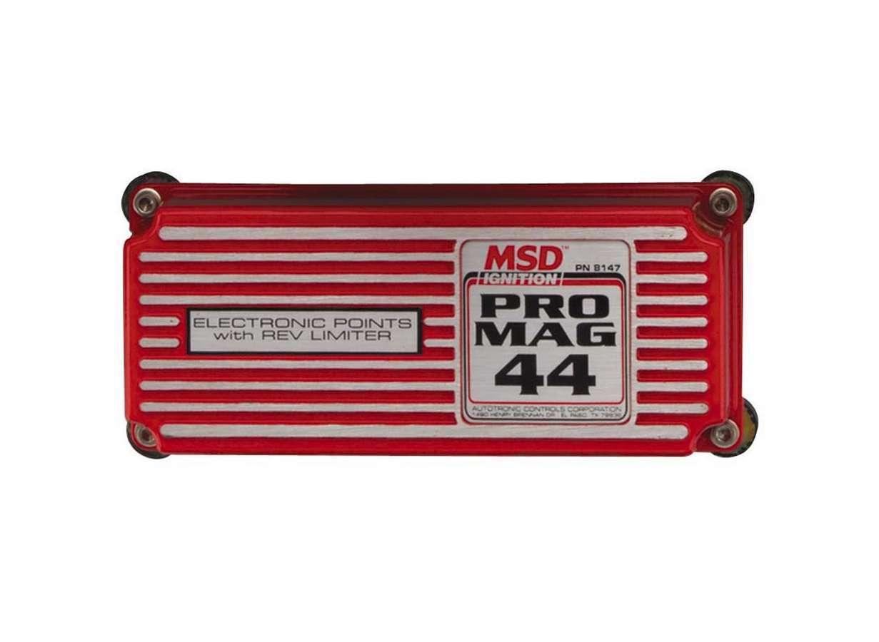 Msd Ignition Pro Mag 44 Box W/Rev Lmt