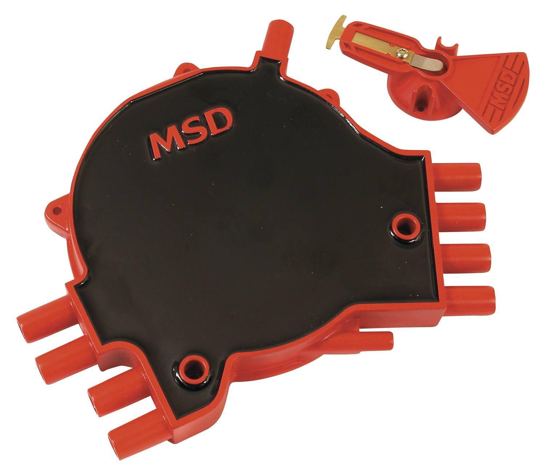 Msd Ignition Cap & Rotor Kit - 95-97 LT1