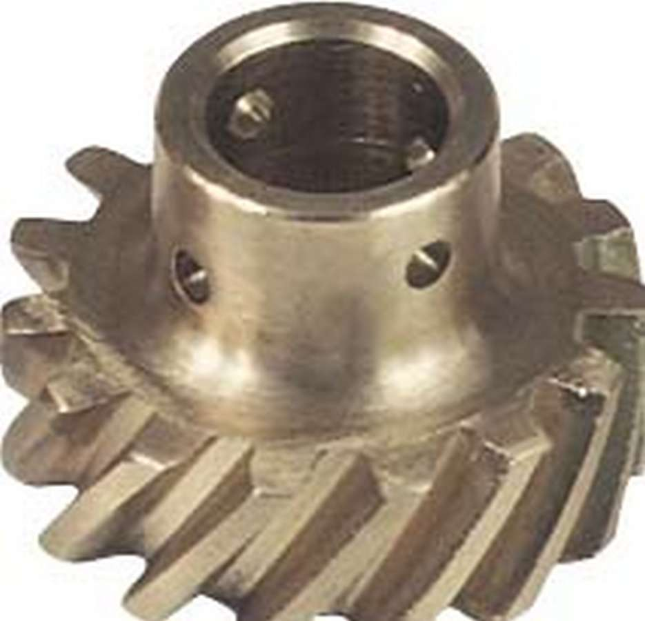 Msd Ignition Distributor Gear Bronze .530in BBF 429 460 FE