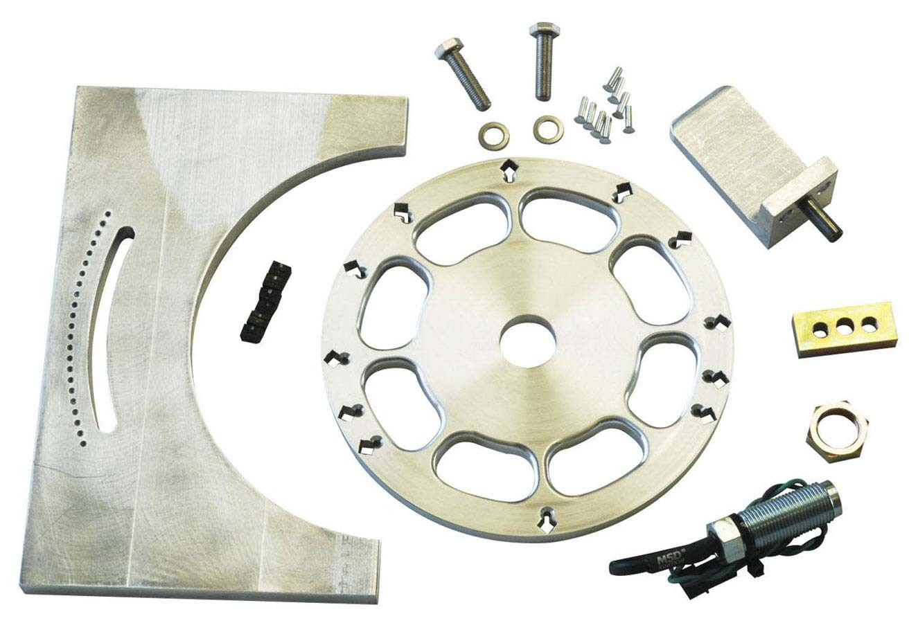 Msd Ignition Universal Crank Trigger Kit