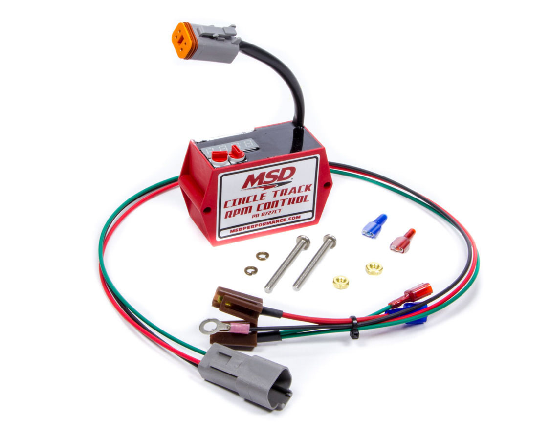 Msd Ignition HEI Digital Rev Limiter Soft-Touch