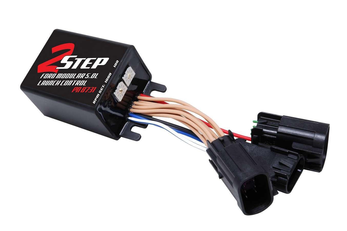 Msd Ignition Digital 2-Step Rev Control - 2011 Ford 5.0L