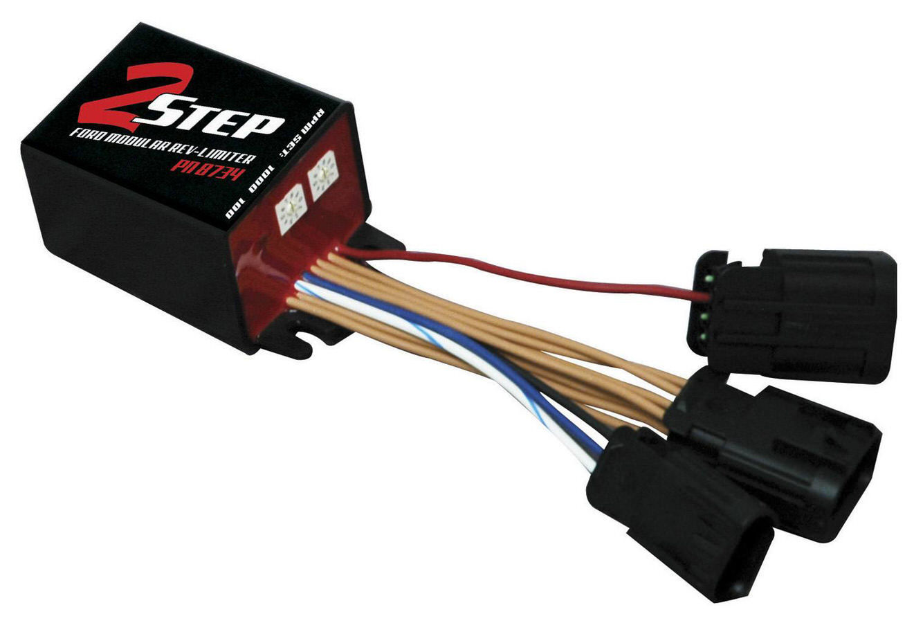 Msd Ignition Ford Launch Master 2 Step