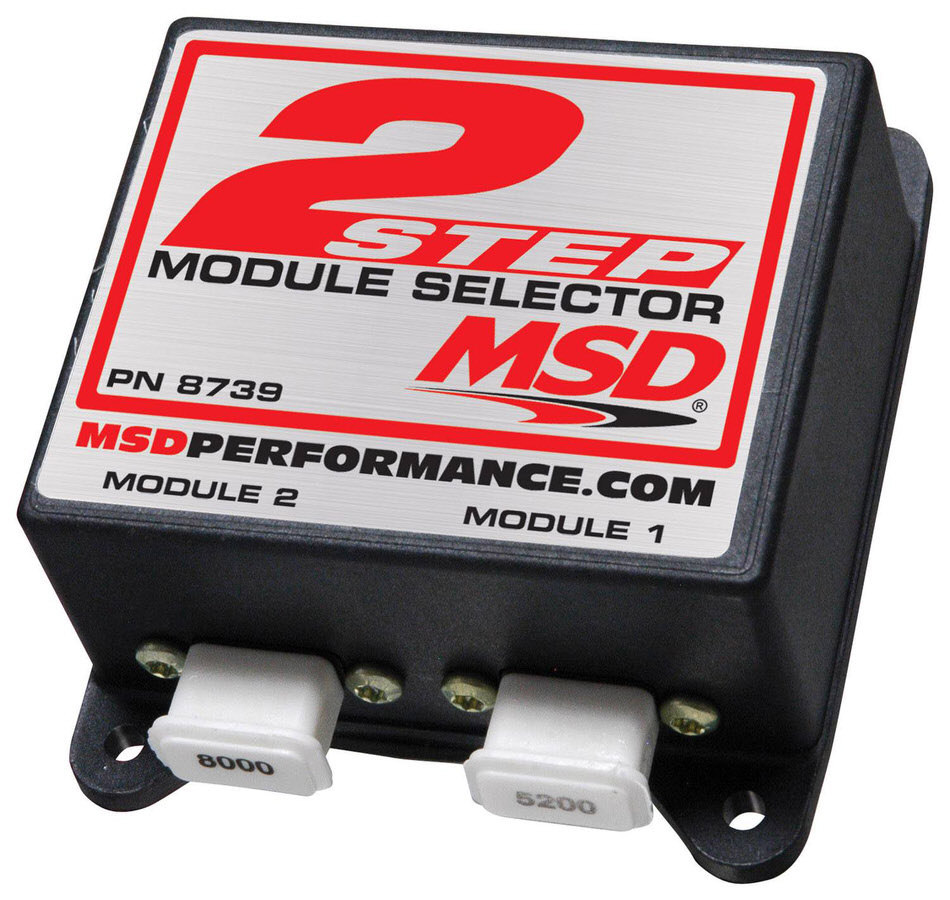 Msd Ignition Two Step Module Selector