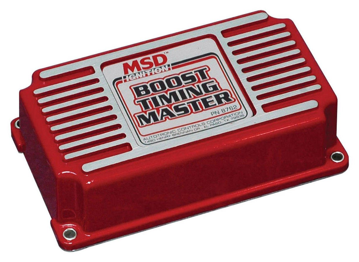 Msd Ignition Boost T.M. Retard