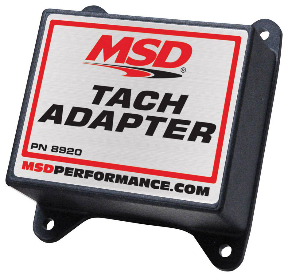 Msd Ignition Tachometer Adapter
