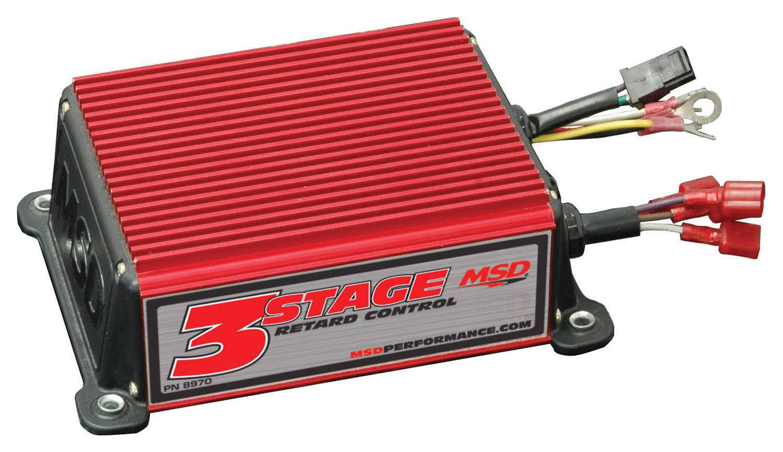 Msd Ignition Three Stage Retard Control