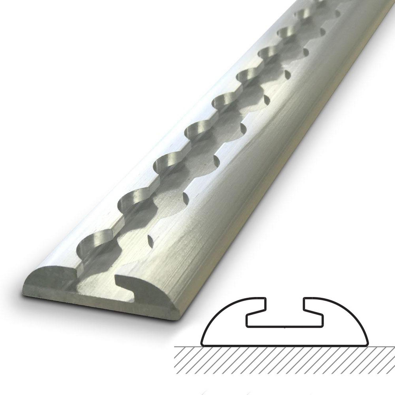 Macs Custom Tie-downs VersaTie Track-3 6ft
