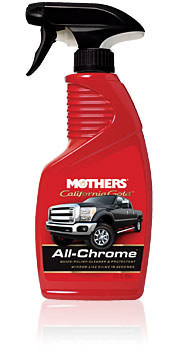 Mothers California Gold All Chrome 12oz.