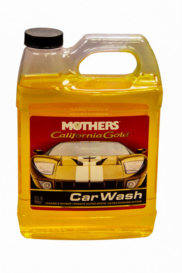 Mothers California Gold Car Wash