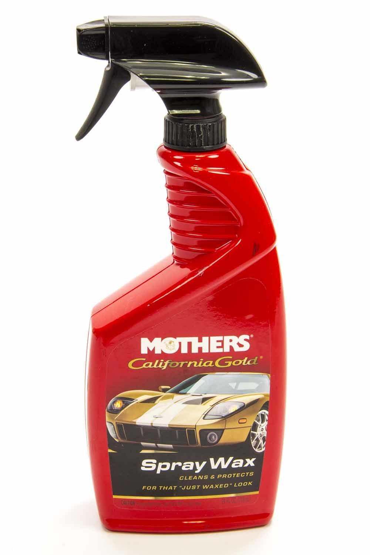 Mothers California Gold Spray Wax 24oz