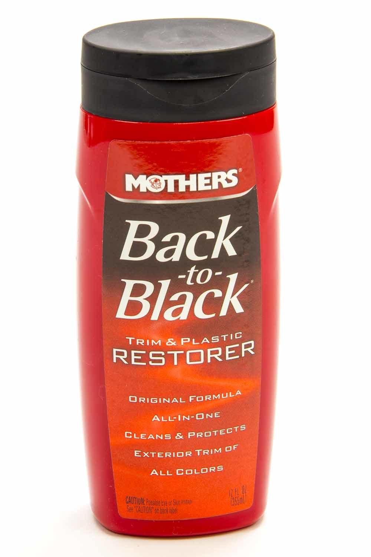 Mothers Back-To-Black 12oz