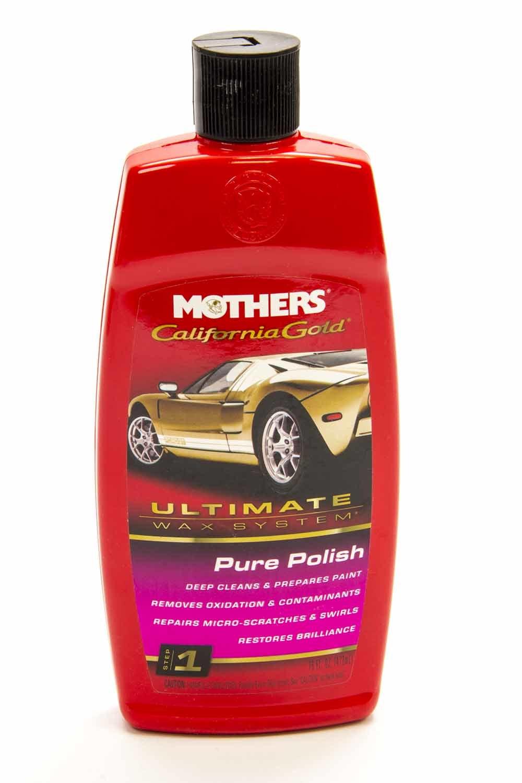 Mothers Calif Gold Prewax Cleane