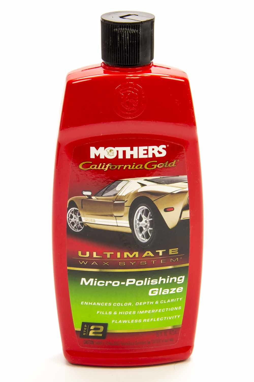 Mothers Calif Gold Sealer & Glaz
