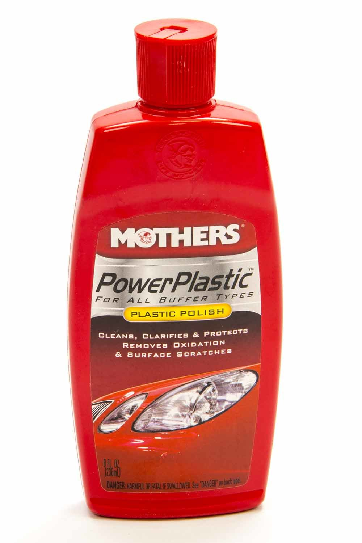 Mothers Power Plastic Cleaner/ Polish 8oz