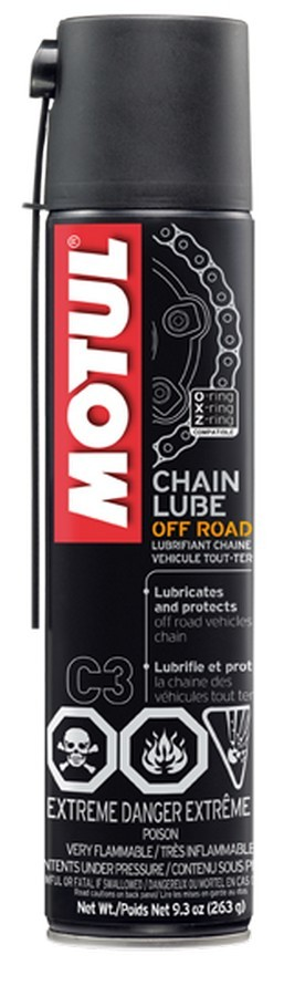 Motul Usa C3 Chain Lube Off Road 9.3oz.