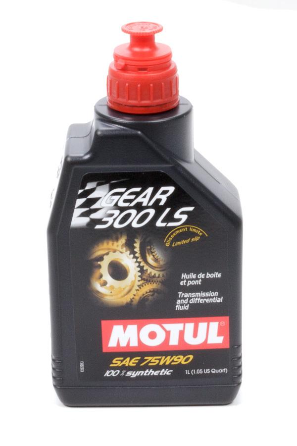 Motul Usa Gear 300 LS 75w90 Oil 1 Liter
