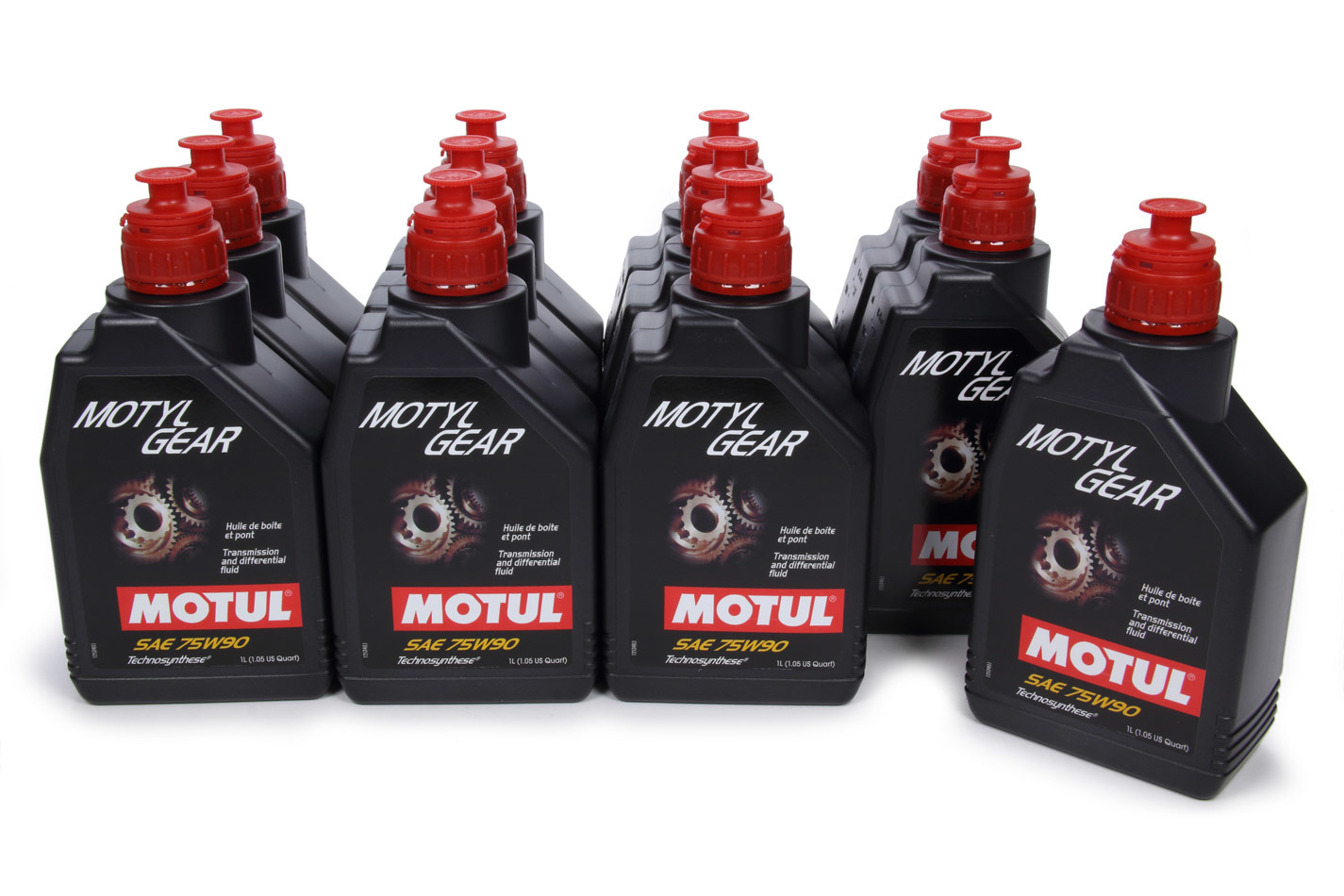 Motul Usa Motylgear 75w90 Case 12 x 1 Liter