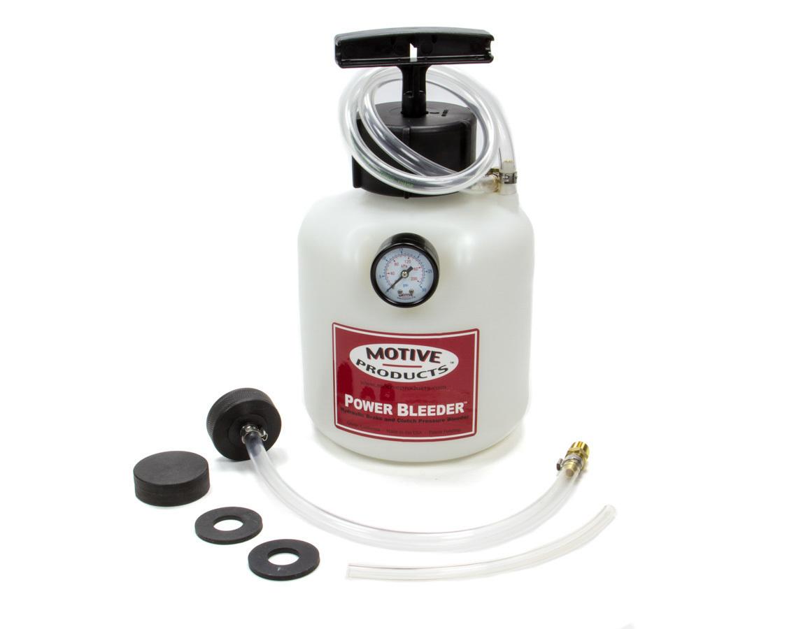 Motive Products Brake Power Bleeder System