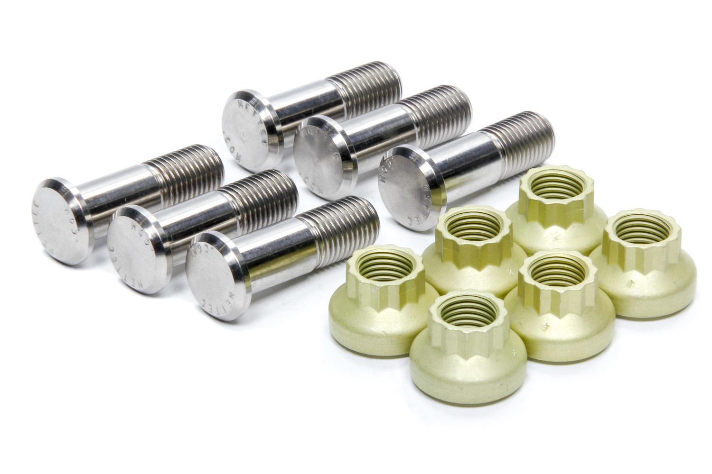 Mettec Ti Hi Lock Kit 3/8x1.190 For Cast Bellhousing