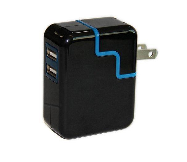 Neo Camera Dual USB Wall Charger