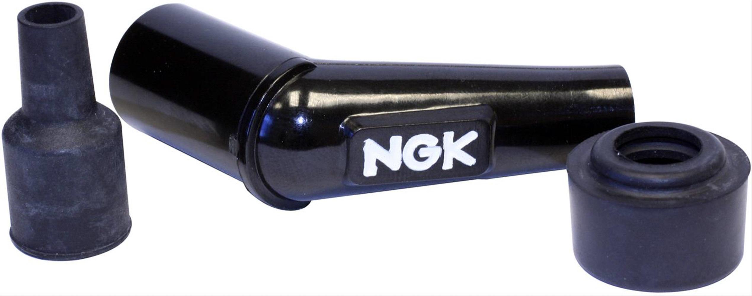 Ngk Spark Plug Cap 14mm 120-Degree Stock #8082