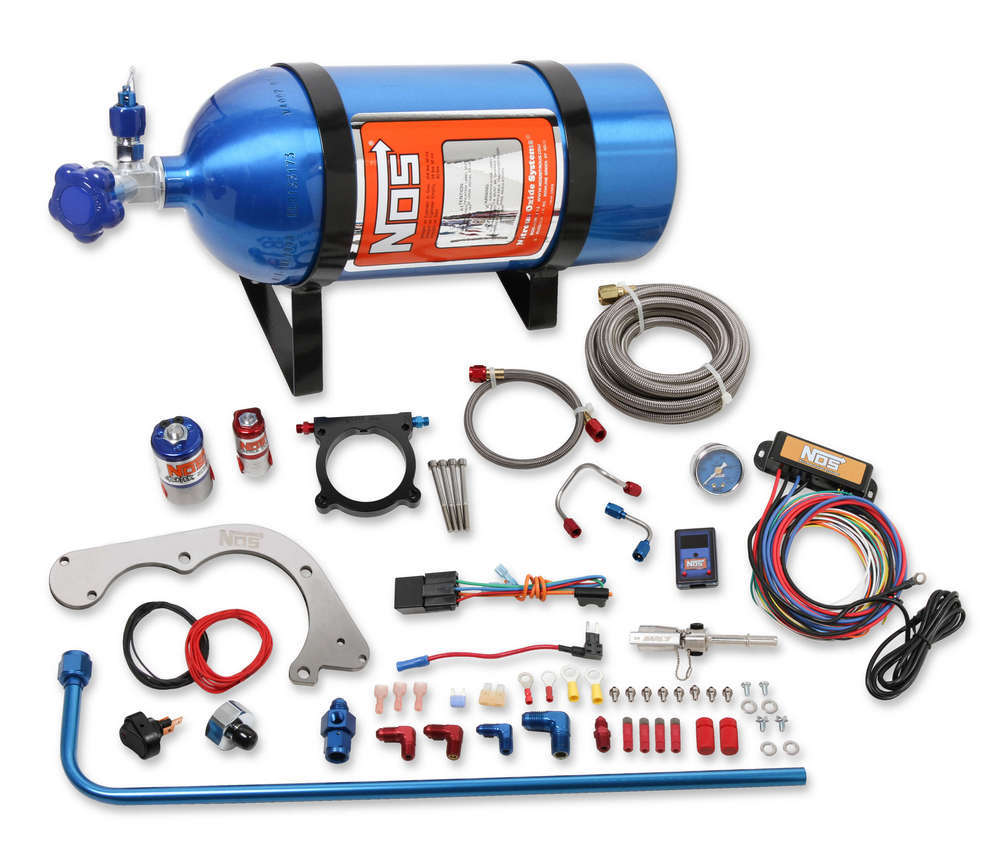 Nitrous Oxide Systems EFI Nitrous Kit - Ford Coyote Mustang 11-17