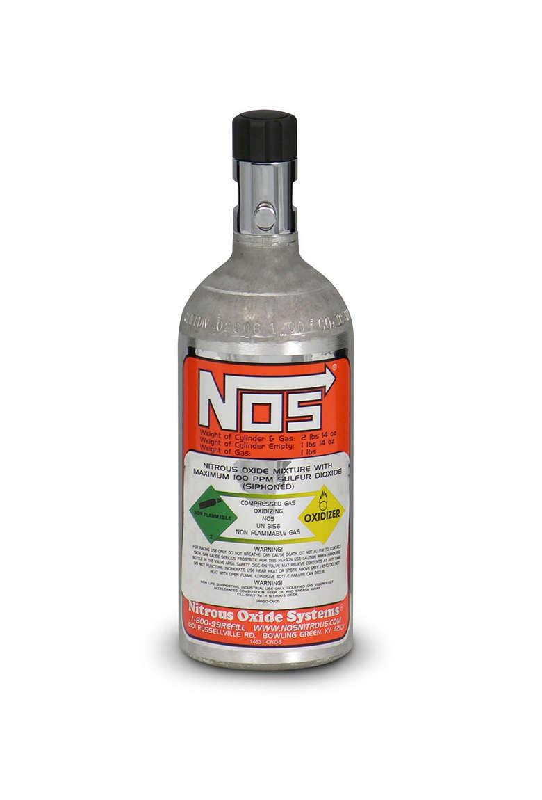 Nitrous Oxide Systems 1lb. Nitrous Bottle