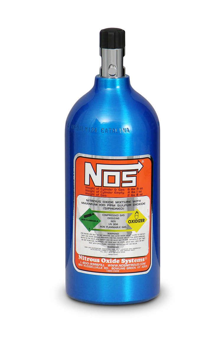 Nitrous Oxide Systems 2.5 Lb Bottle
